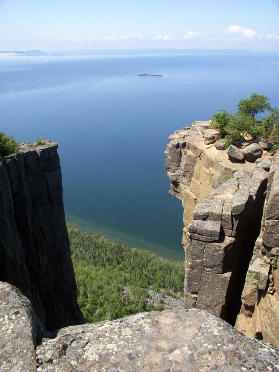 Sleeping Giant, Ontario