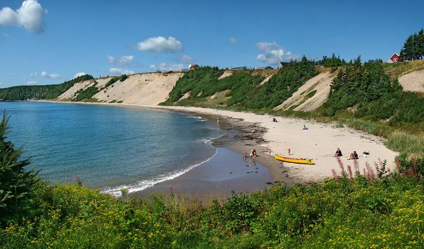 Sandy Cove Beach