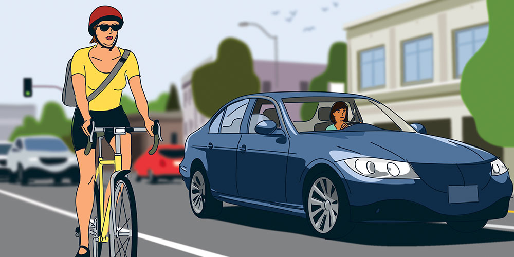 What You Need to Know to Understand Cyclists' Hand Signals
