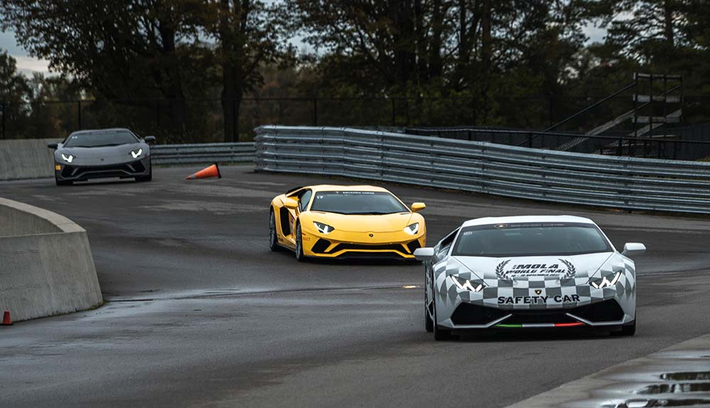 This Is What Happens When You Drive a Lamborghini for the First Time