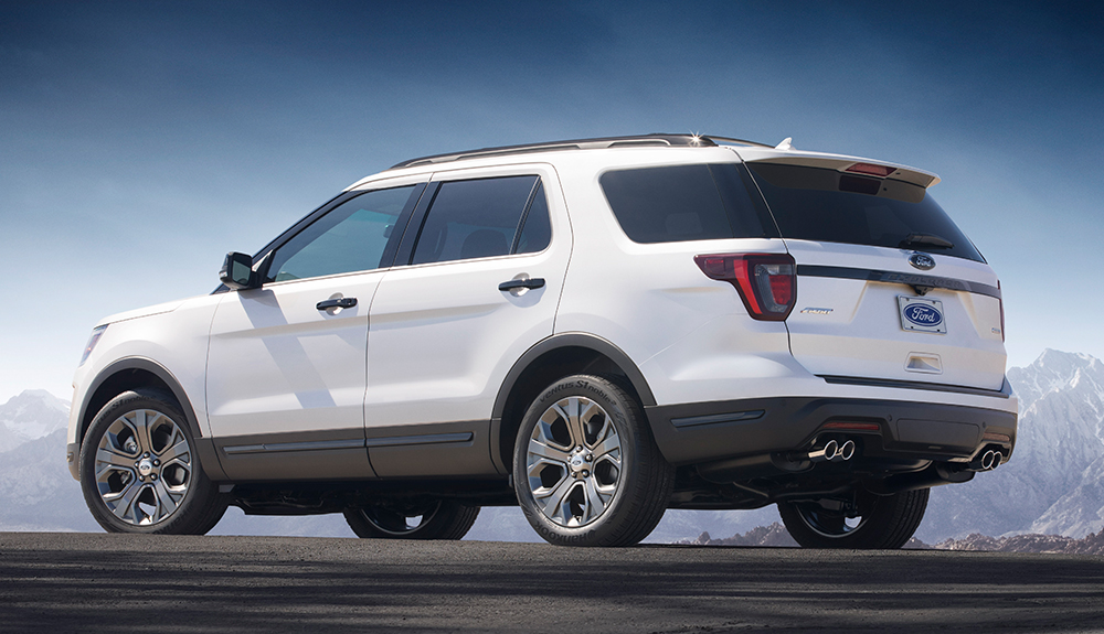 The Exciting 2018 Ford SUV Updates to Know About This Year