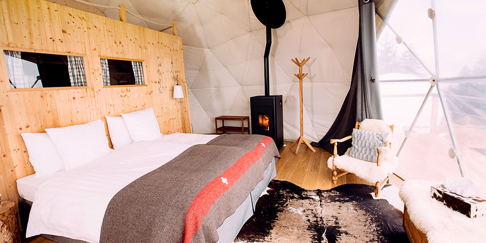 5 of the Most Innovative Eco-Friendly Places to Stay
