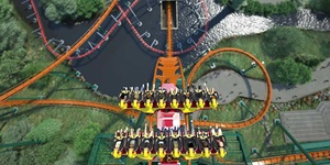 Test Your Bravery on the World's Top Roller Coasters