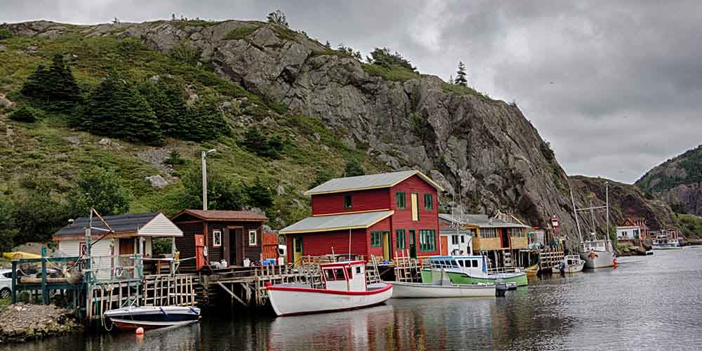 Travel to the Edge of Canada for a Weekend in This Cool City