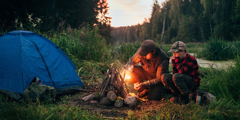 Expert Advice: Camp Like a Scout With These 5 Hacks