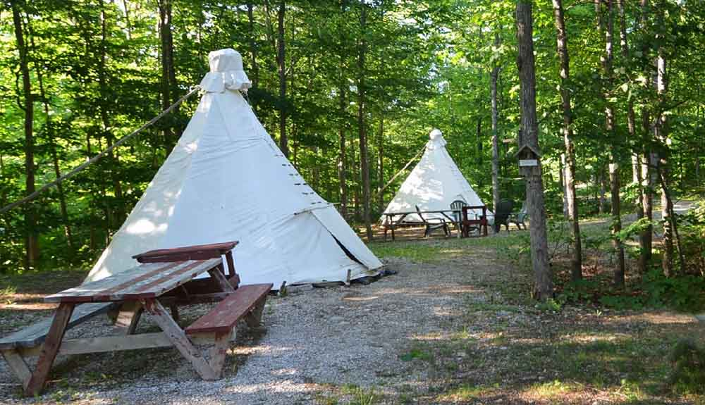 "6 Unique Places You Need to ""Camp"" This Summer in Ontario"