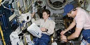 What It's Like Being Canada's First Female Astronaut