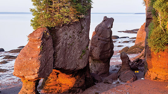 Maritimes: Seafood and Scenic Views