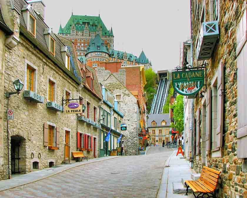Quebec City, Old Town