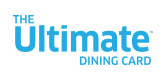 The Ultimate Dining Card logo