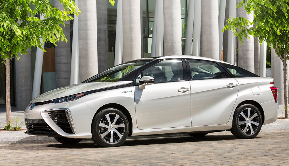 What You Need to Know About Fuel-Cell Cars - CAA South