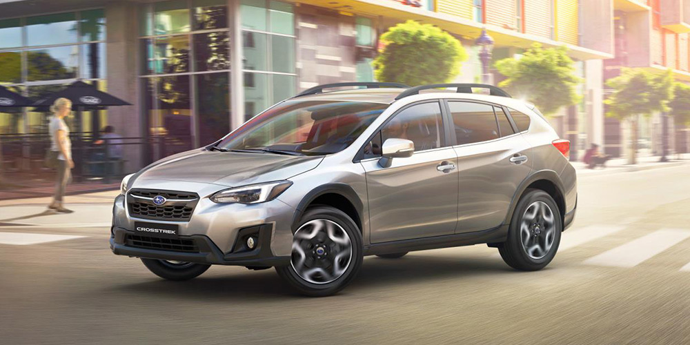 Video: Introducing the 2018 Subaru Crosstrek