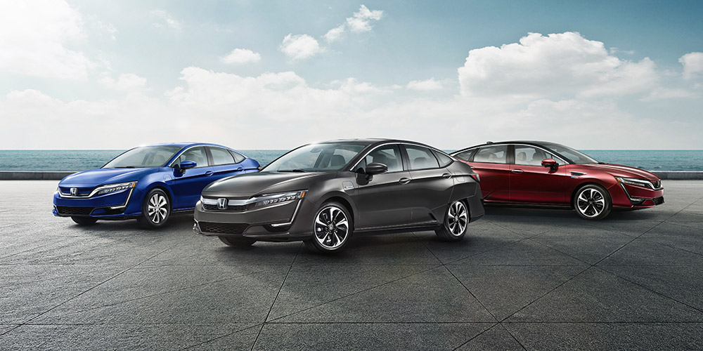 Go Green With the New Honda Clarity