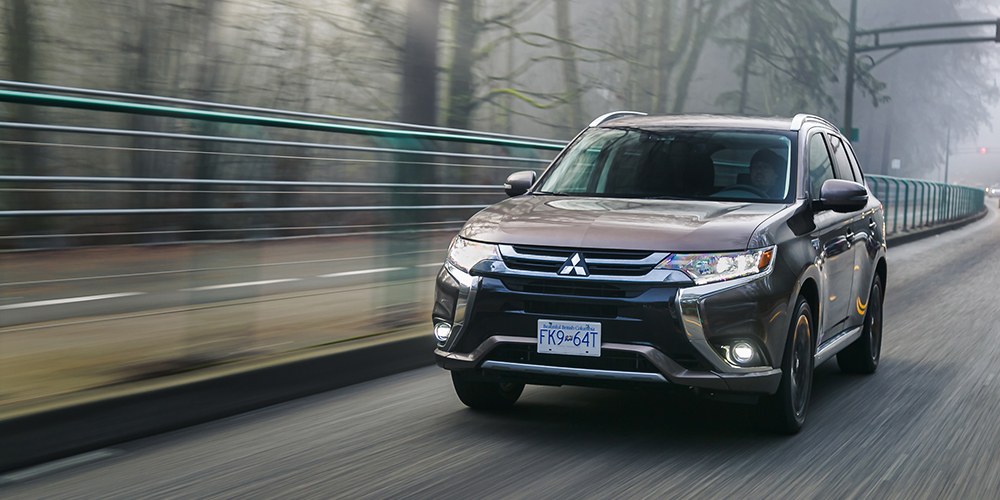 Introducing the #1 Selling PHEV SUV in the World