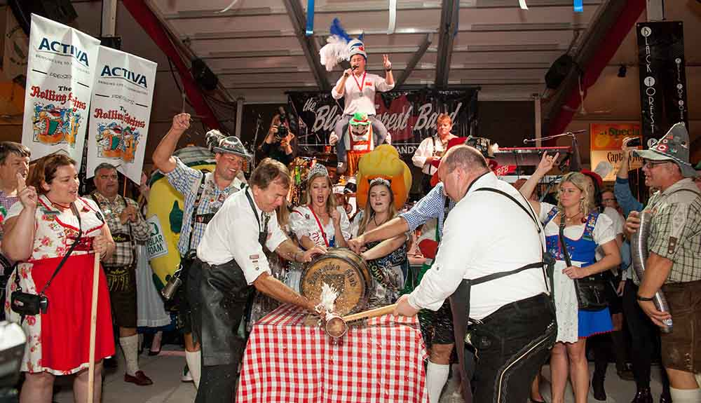 Best Oktoberfest Tents Kitchener