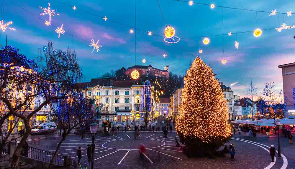 From the Traditional to the Unique, These European Destinations Do Christmas Right