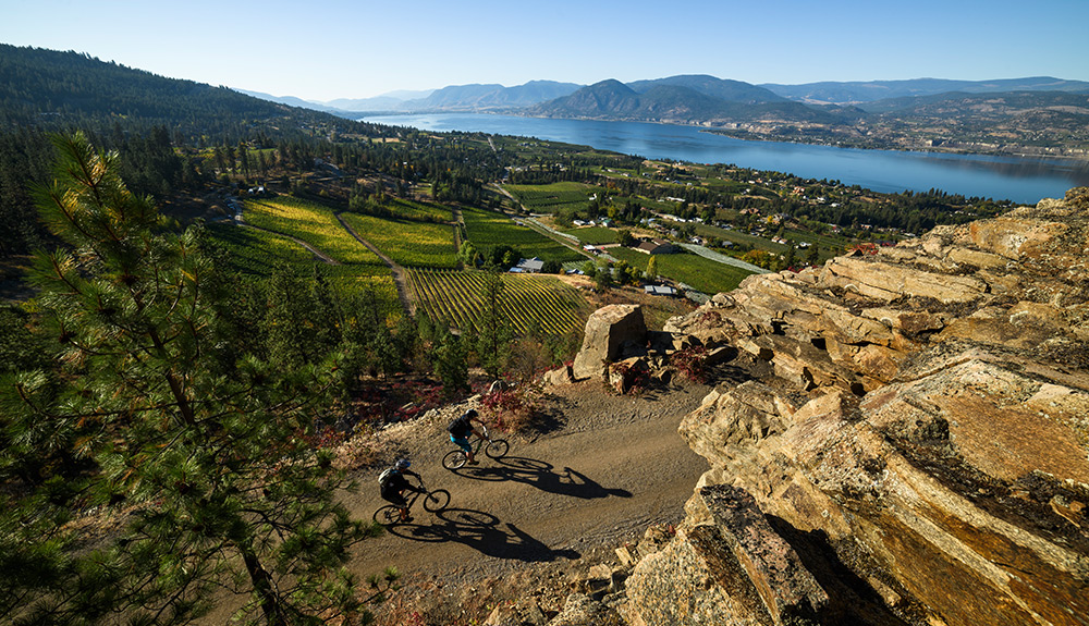 Okanagan Dreamin': Why You Need To Visit Right  Now