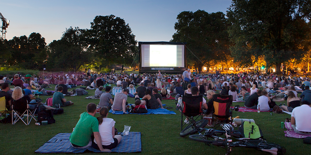 5 of the Best Spots to Watch Outdoor Movies in the GTA