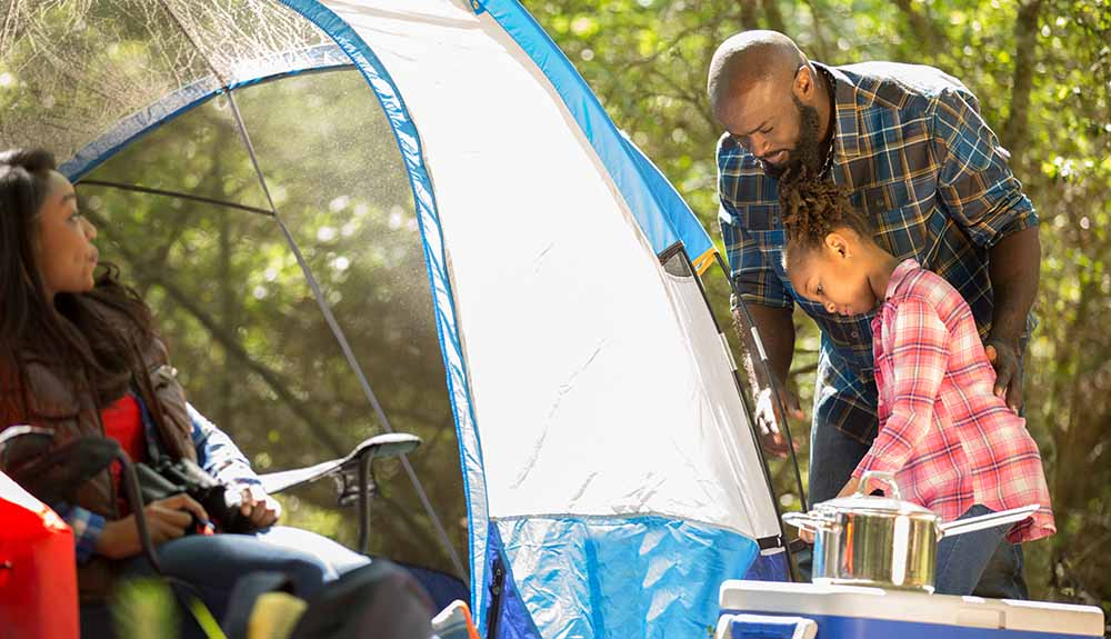 Parks Canada Makes Camping Fun and Easy for Everyone