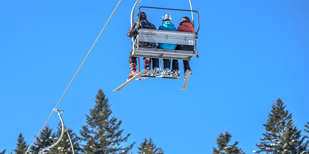 Whether You Shred Hills or Relax in the Spa, Ontario's Ski Resorts Offer Unexpected Fun