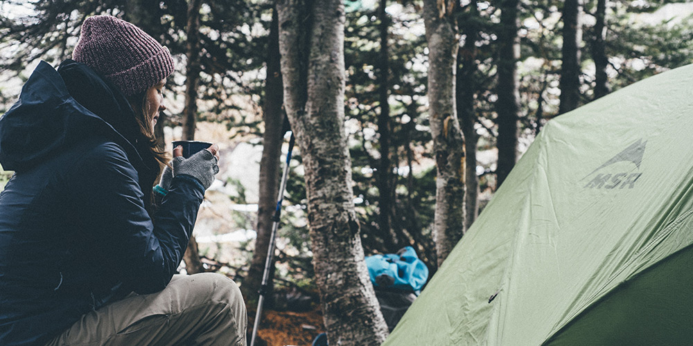 Here's Everything You Need to Know to Camp This Fall