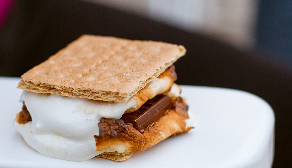 Try Out S'more Ideas for Campfire Desserts