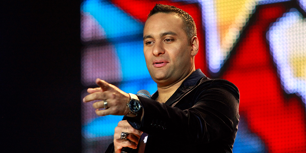 Did You Know Russell Peters Is an Avid Traveller?