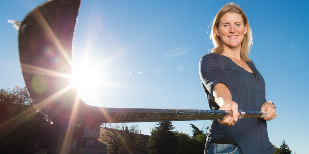 Life After Hockey: Hayley Wickenheiser Shares Her Plans