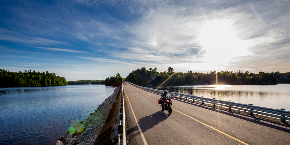 5 Amazing Riding Routes in the Ontario Highlands