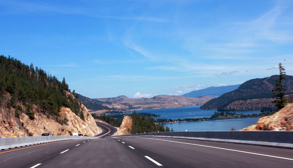 4 Awesome Canadian Road Trips
