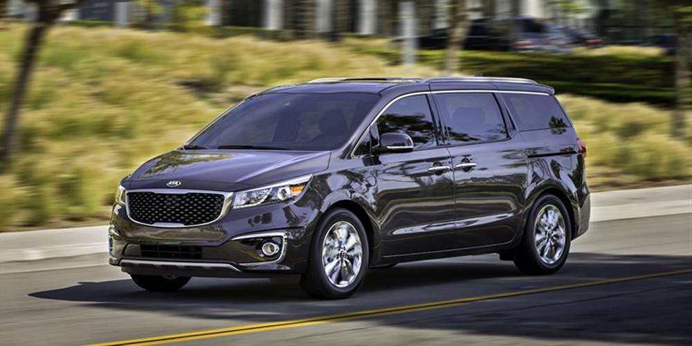 Family Favourites 2016 Minivan Roundup