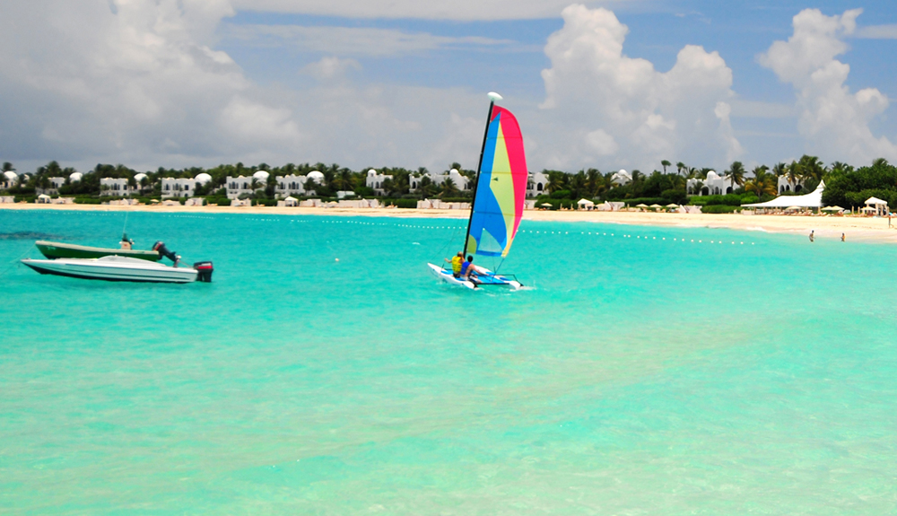 Anguilla South Shore Beaches
